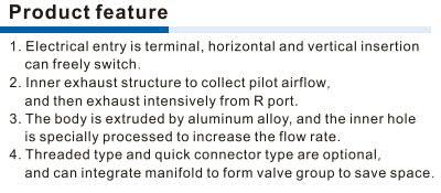 6TV Series Solenoid valve